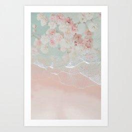 Ocean Gypsy Art Print