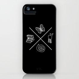 Life is Strange symbols iPhone Case