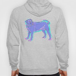 The happy LABRADOR RETRIEVER Love of My Life - your Lab dog keeps you smiling! Hoody
