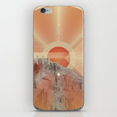Not knowing when the dawn will come #everyweek 49.2016 iPhone & iPod Skin
