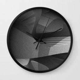 Soundscape 2 Wall Clock