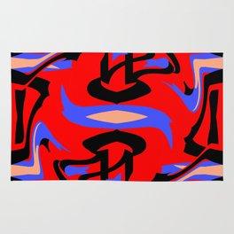Shape Art Rug