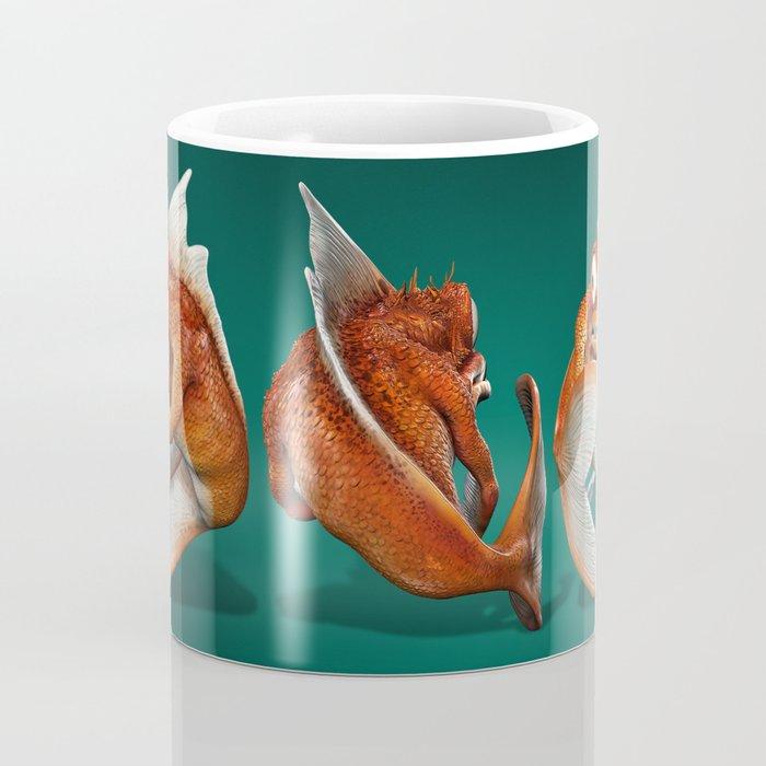 Evil Fish Coffee Mug