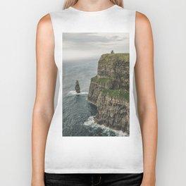 The Cliffs of Moher Biker Tank