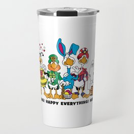 Happy Everything! Travel Mug