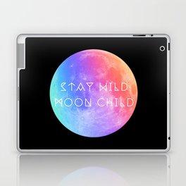 Stay Wild Moon Child v2 Laptop & iPad Skin