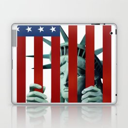 America's self-imprisonment Laptop & iPad Skin
