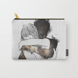 I would keep you forever (GOLD). Carry-All Pouch