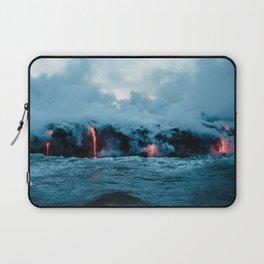 Vulcano ocean Laptop Sleeve
