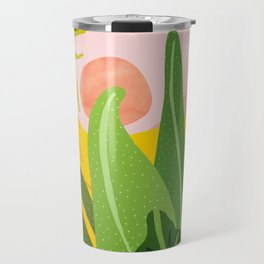 Jungle Morning Travel Mug