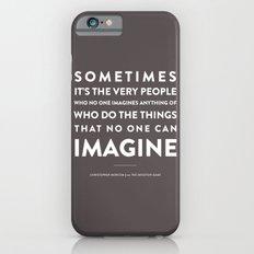 Imagine - Quotable Series iPhone 6s Slim Case