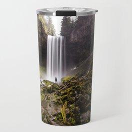 Tamanawas Falls Travel Mug
