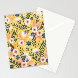 Sunshine florals Stationery Cards