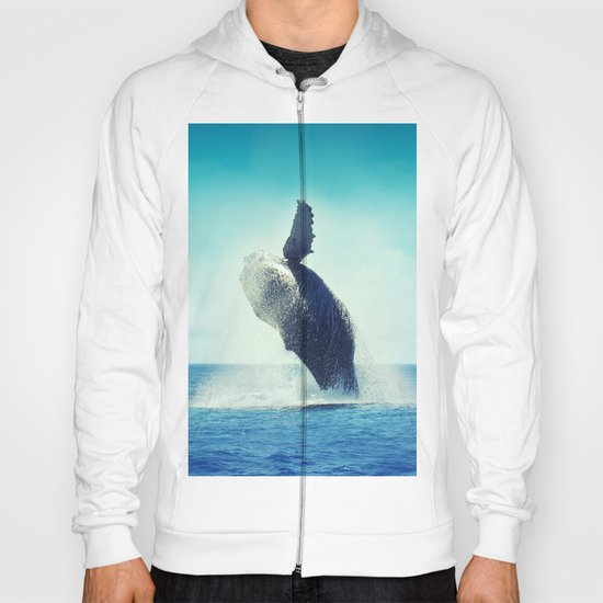 Happy Whale Hoody
