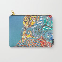 Bright Bear Carry-All Pouch