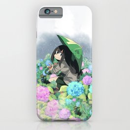 Tsuyu Asui iPhone Case