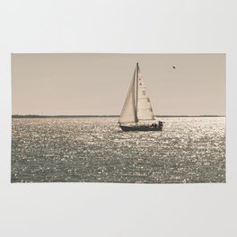 Into the Wind Rug