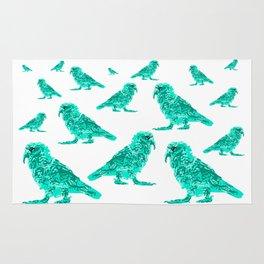 Kea Strut - Turquoise Rug