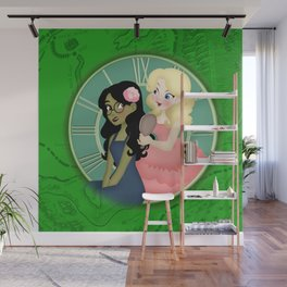 wickedly popular Wall Mural
