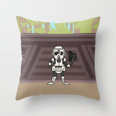 EP6 : Scout Trooper Throw Pillow