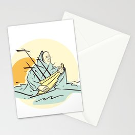tragedy Stationery Cards