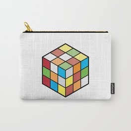 Rubix Cube Carry-All Pouch