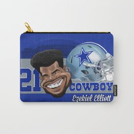"""""""Zeke"""" 2016 Carry-All Pouch"""