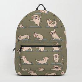 Labrador Retriever Yoga Backpack