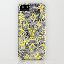 LV NEONIZED iPhone Case