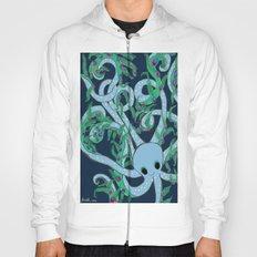 Peacoctopus Hoody