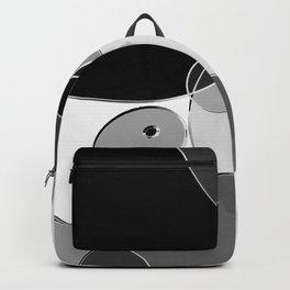 Circle Series - Chrome Backpack