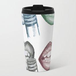 Lips Travel Mug