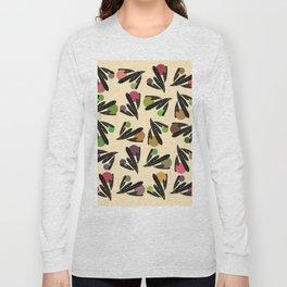 Foglie Sparse Long Sleeve T-shirt