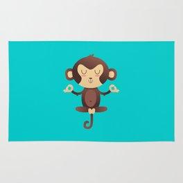 ChimpanZEN Rug