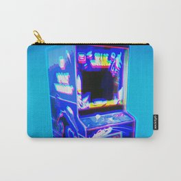 SPACE INVADER - 1978 ARCADE MACHINE Carry-All Pouch