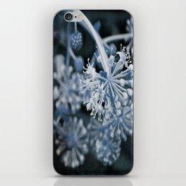 Blue Tumbler iPhone Skin