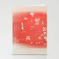 tokyo Stationery Cards featuring Tokyo by Fernando Vieira
