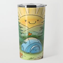 Happy Campers Travel Mug