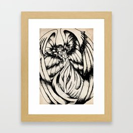 Day 95 Framed Art Print