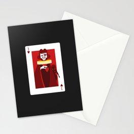 Jack of Hearts - Casanova Stationery Cards