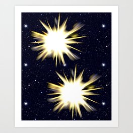 starlight Art Print