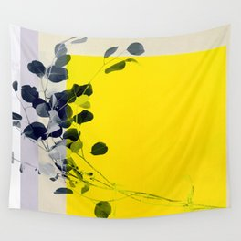 grayellow_mood Wall Tapestry