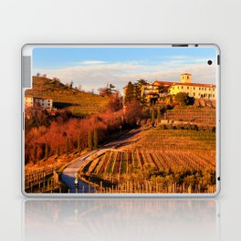 Sunset in the vineyards of Rosazzo Laptop & iPad Skin