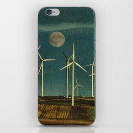 Eco Morning iPhone Skin