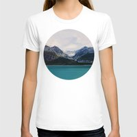 alaska T-shirts featuring Alaska Wilderness by Leah Flores