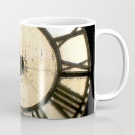 Clock Face 2, North Adams Coffee Mug