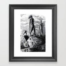Dominion Framed Art Print