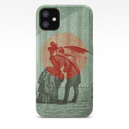 Kiss that Demon iPhone Case