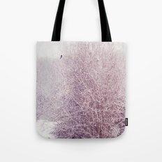 winter's snow Tote Bag