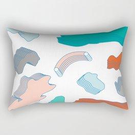 Día normal Rectangular Pillow